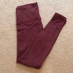 LuluLemon leggings, size 8
